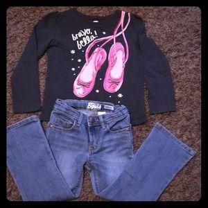 Pants/shirt bundle